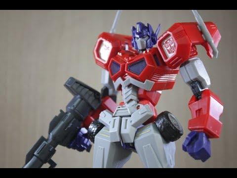 Flame Toys Transformers Nemesis Prime Attack Mode Exclusive Furai Model Kit USA