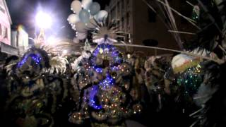 ONE FAMILY 2012 BOXING DAY JUNKANOO FANFARE.MOV