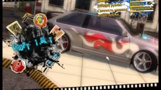 Обзор гонок Советский Автоспорт 'Racing Show' (2010)