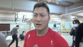 決勝戦に進出した神山拓弥のインタビューをお届けします。