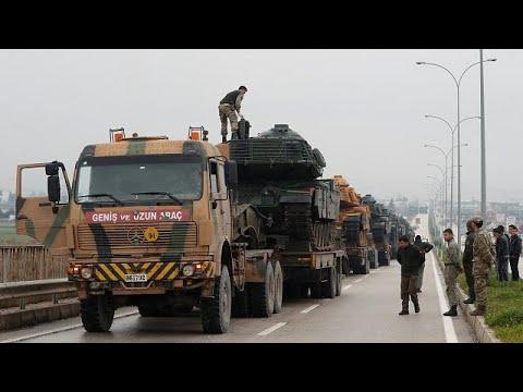 Síria ameaça retaliar se Turquia avançar em Afrin
