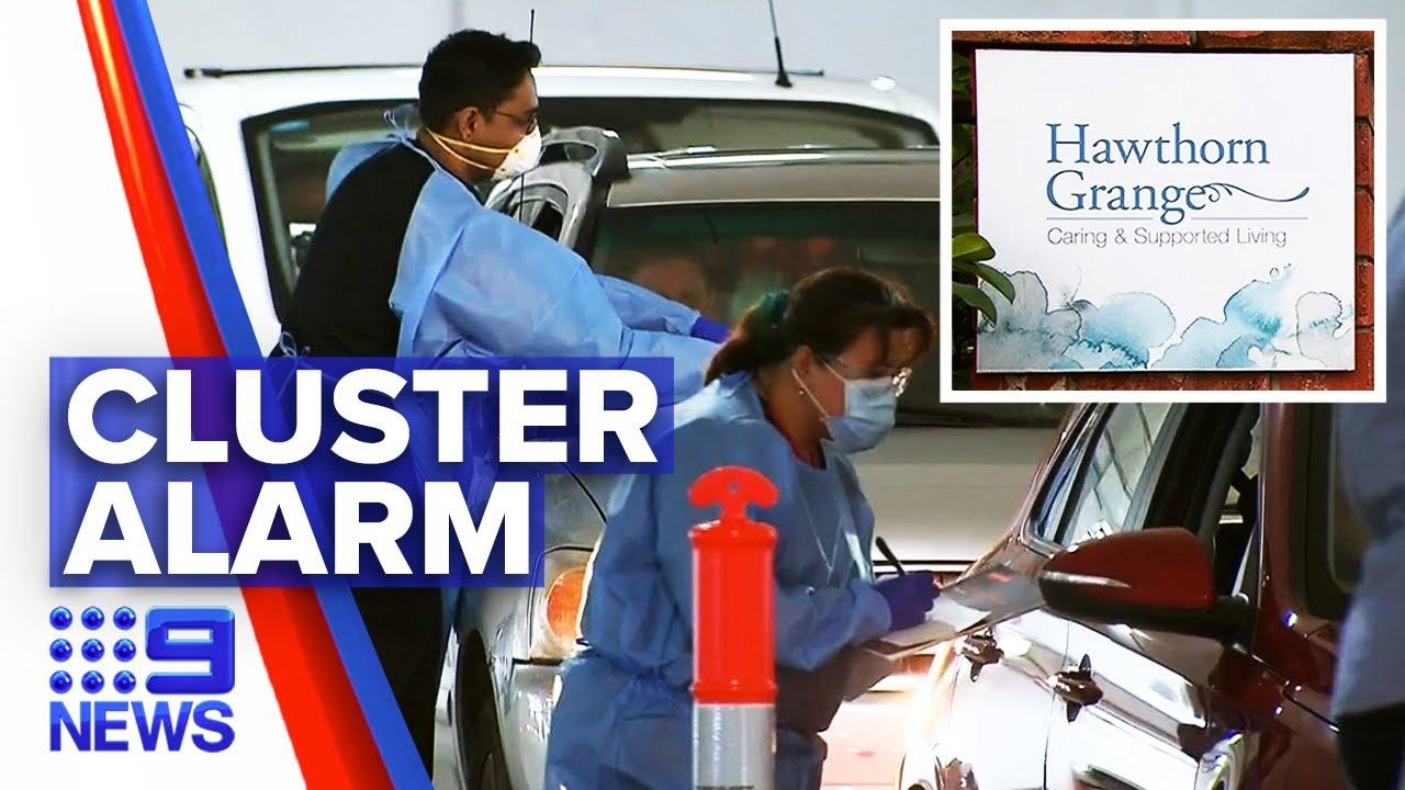 Coronavirus: Investigation into Victorian aged care home cluster   Nine News Australia – 9 News Australia
