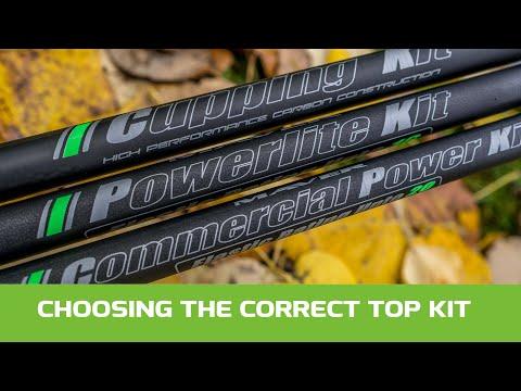 Maver Match Fishing TV: Choosing The Correct Top Kit!