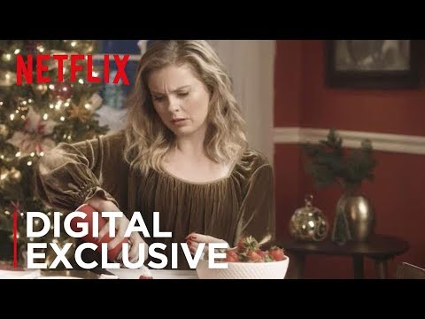 DIY Disasters with Rose McIver | A Christmas Prince | Netflix