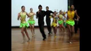 salsa swing univalle sonido bestial sur de cali - colombia