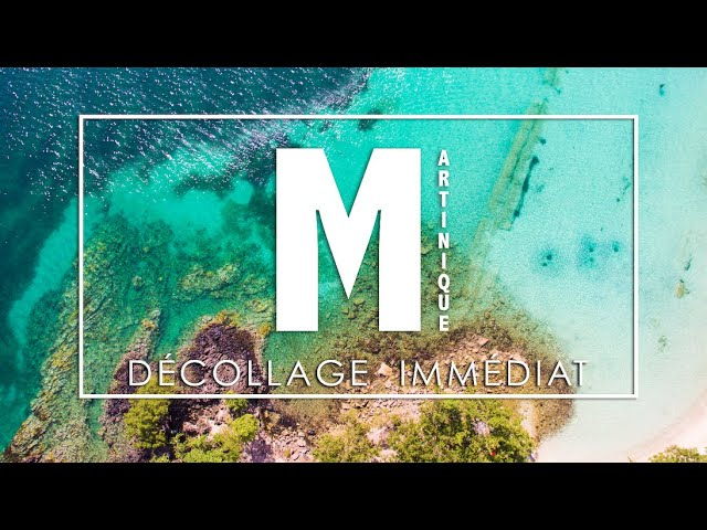 DRONE - Martinique : Décollage immédiat [DJI PHANTOM 3 STANDARD]