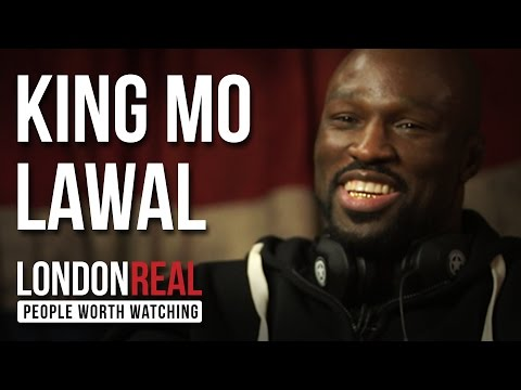 """King Mo"" Lawal - Work Smarter - PART 1/2 