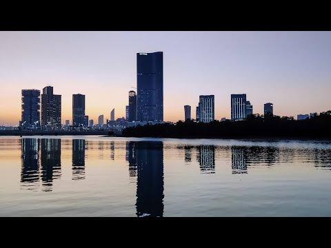 Abu Dhabi Boat Tour- Jalboot