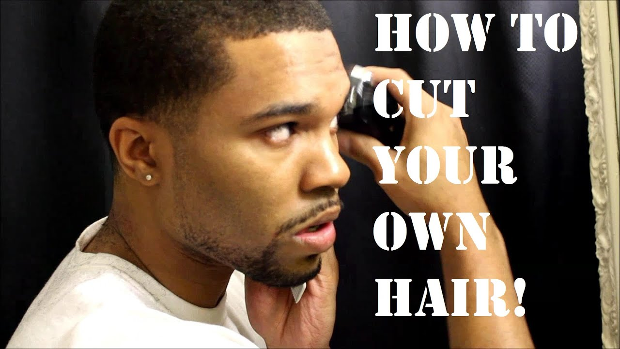 how to style hair cut tutorial learn how to cut your own hair part 1 3614