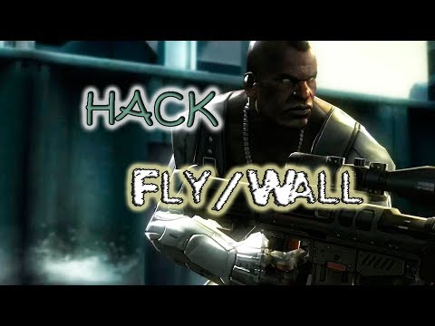 Hack´s Combinados Fly / Traspasar Paredes