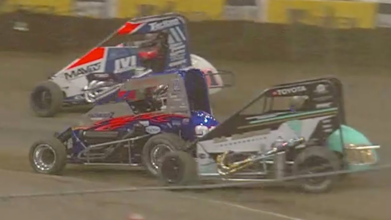 LIVE: Vacuworx Invitational Race of Champions |  2021 Lucas Oil Chili Bowl