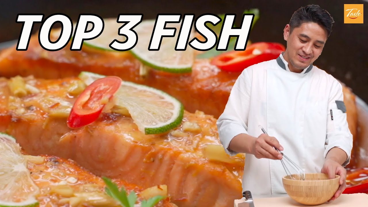How To Cook Fish   Cooking Salmon Recipe • Taste Show