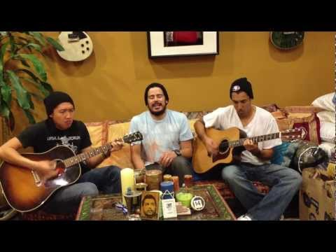 With or Without You -U2 cover by Elan Atias and White Elephant