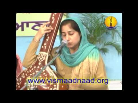 Raag Gauri : Dr  Harmeet Kaur Delhi - Adutti Gurmat Sangeet Samellan 2011