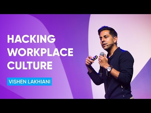 A Revolutionary's Guide To Change The Consciousness Of Work | Vishen Lakhiani
