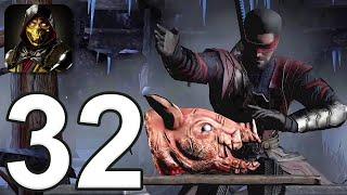 Mortal Kombat Mobile - Gameplay Walkthrough Part 32 - Tower 42 (iOS, Android)