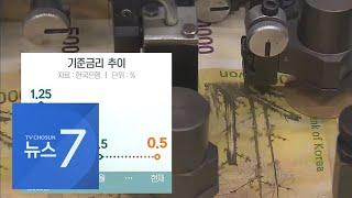 """한은의 '금리 결단' 카운트다운…""""10~11월…"""