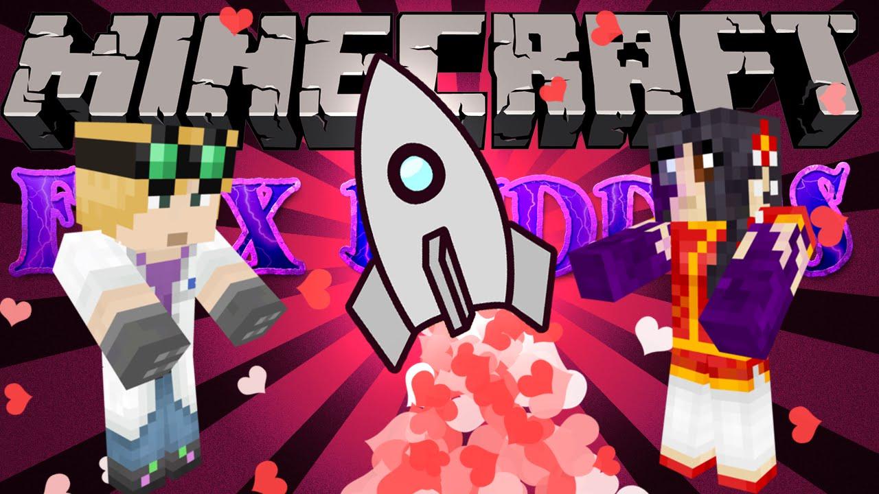Minecraft LOVE MISSILES Flux Buddies 81 Yogscast