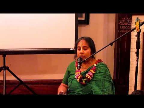Bhaktisiddhanta Sarasvati Thakur's Appearance Day - HG Rukmini Devi Dasi