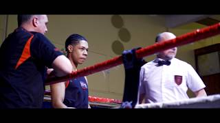 MY FIRST EVER AMATEUR FIGHT! (WIN) | Elijah Carrol Boxing