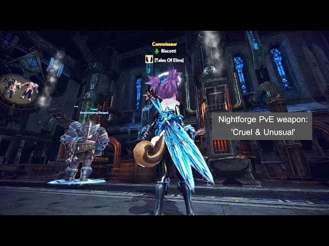 how to get weapon 100 tera