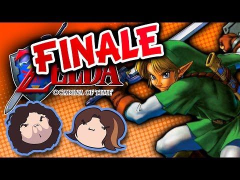 Zelda Ocarina of Time: Finale - PART 84 - Game Grumps