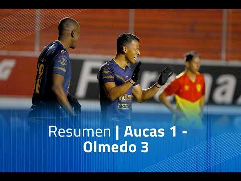 Aucas Olmedo Goals And Highlights