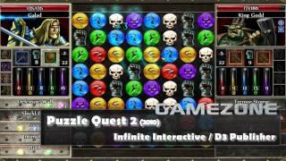 Puzzle Quest 2 -PC játék teszt - Gamezone (HD)