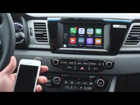 Kia Niro - How To Use Apple CarPlay | Lupient Kia | Minneapolis MN