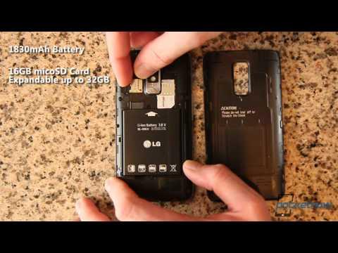 LG Spectrum from Verizon Hardware Tour