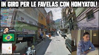 In Giro Per Le Favelas Con Homyatol! 🌍🇧🇷