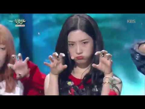 뮤직뱅크 Music Bank - 굿밤(Good Night) - 다이아 (Good Night - DIA).20171013