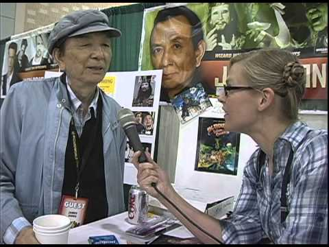 Interview with James Hong (Kung-Fu Panda, Balls of Fury, Seinfeld)