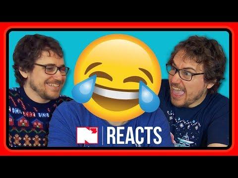 Nerd³ Reacts - Episode 1