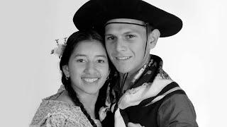 Aldana Ávalos y Luis Cherey en Argentina Baila