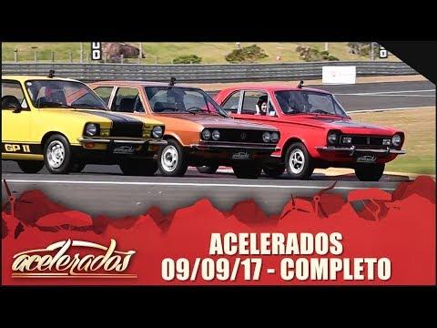 Acelerados (09/09/17) | Completo