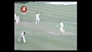 ENGLAND v WEST INDIES 2nd TEST MATCH DAY 2 LORD'S JUNE 17 1966