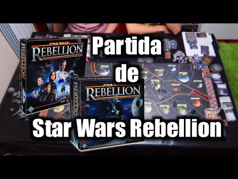 Star Wars: Rebellion | Board Game | BoardGameGeek