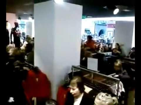 L'effet des soldes chez H&M