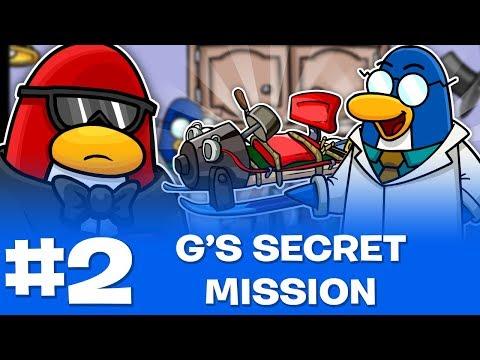 PSA Mission #2: G's Secret Mission Lets Play! (Club Penguin Rewritten)