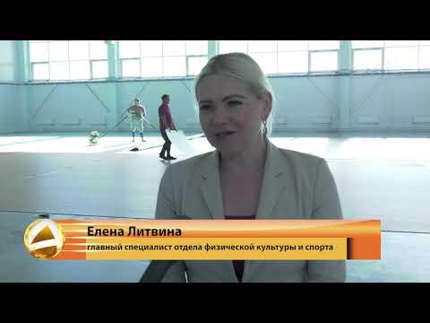 Глава Мегиона Олег Дейнека провел выездное совещание на спортивном комплексе