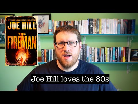 The Fireman by Joe Hill | Book Review