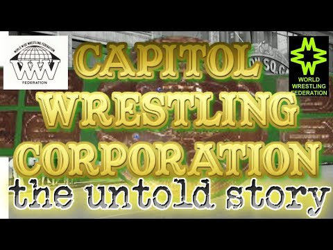 Capitol Wrestling Corp. WWWF | The Untold Story | Wrestling Territories Documentary 7/50