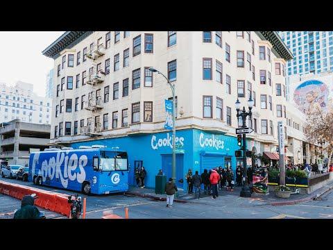Berner - Bigger Business: Cookies Oakland Grand Opening