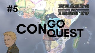 HoI4 - Modern Day - Congo Conquest - Part 5