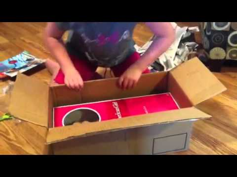 Opening Up Our American Girl Chrissa Doll