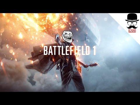 Battlefield 1 :ที่เธอเห็น แค่ฝุ่น มันเข้าตา