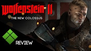 Review - Wolfenstein 2: The New Colossus