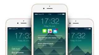 iOS 9 Concept - Quick Access