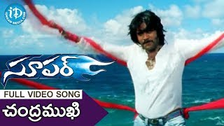 Repeat youtube video Chandramukhi Song - Super Movie Songs - Nagarjuna - Anushka Shetty - Ayesha Takia
